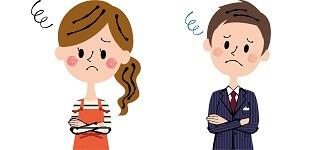 髪をしっかり染めたい女性と男性