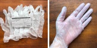 DHCカラートリートメント用手袋