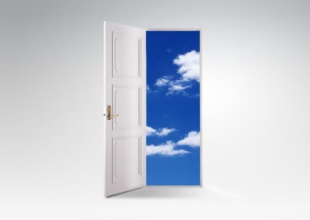 未来への扉