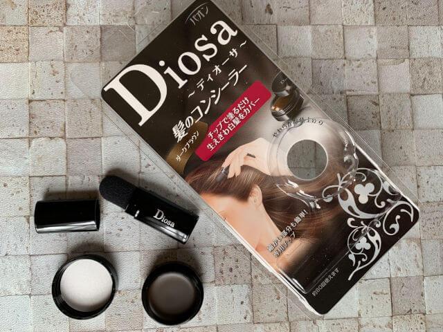 ディオーサ 髪のコンシーラー